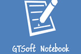 GTSoft Notebook