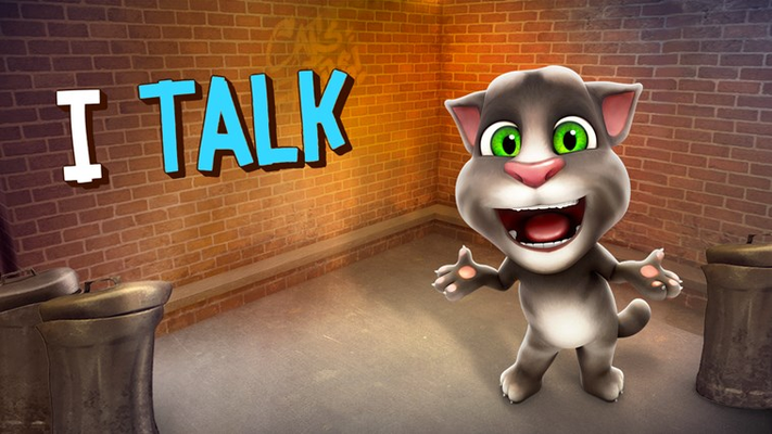 Talking Tom for Windows 8