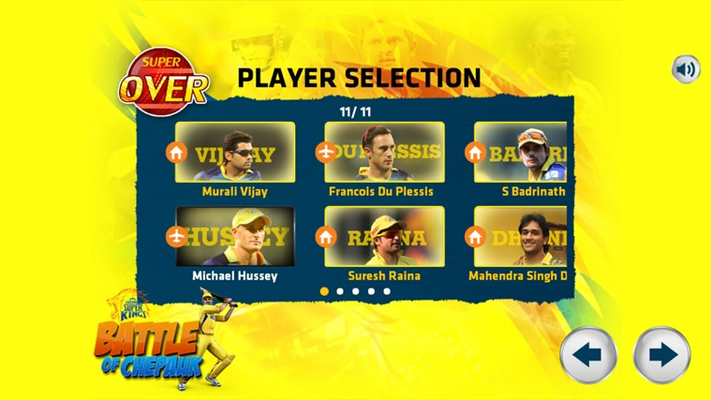 Player Selection