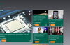 Scroll left or right to explore different channels and scroll down to see more content.