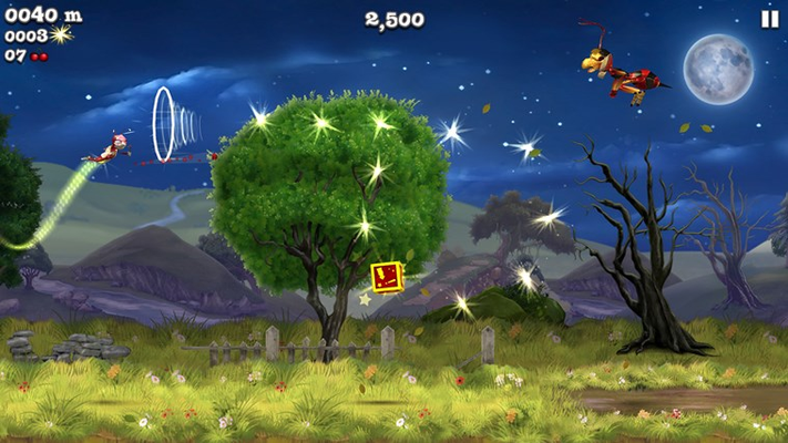 Firefly Runner for Windows 8
