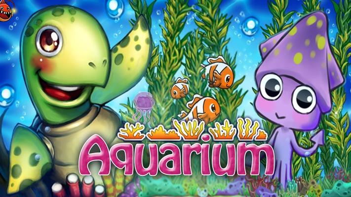 Aquarium Island!