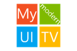 My Modern UI TV