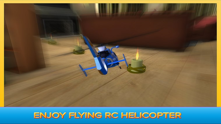 Rc Toy Helicopter Simulator 3D for Windows 8