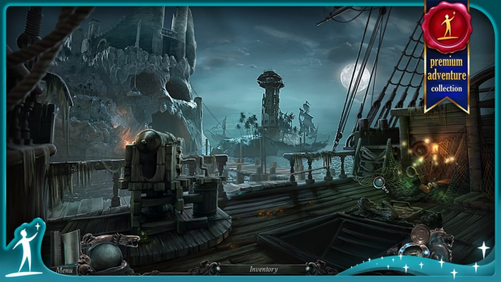Nightmares From The Deep: The Cursed Heart (Full) for Windows 8