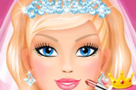 Wedding Makeover Crown Game
