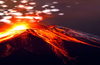 ...and to active volcanoes!