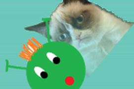 Grumpy Cat vs Lafonda: Popping Extravaganza