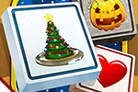 Holiday Mahjong Deluxe Free