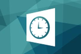 Clock Tile HD