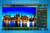 Enhance your photos in seconds with easy-to-use tone adjustment sliders.