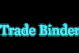 Trade Binder