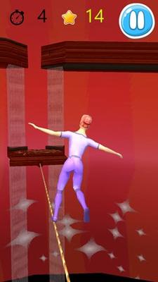 Gymnast Balance