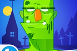 Midnight Graveyard Horror Run 3D Deluxe
