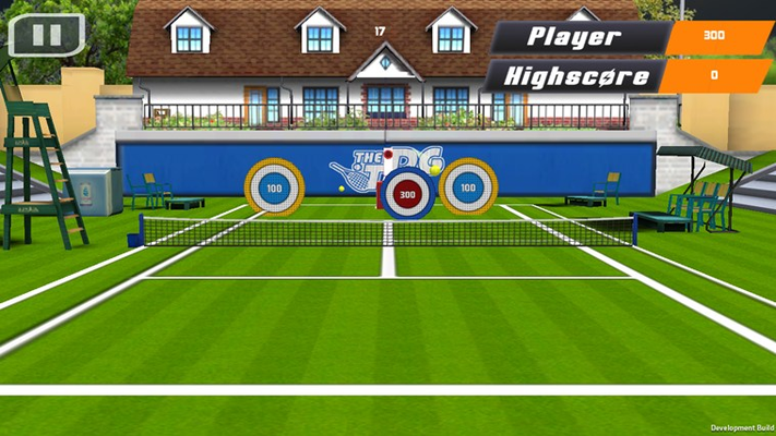 Tennis 3D for Windows 8