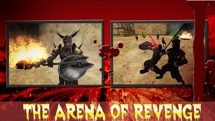 Samurai Warrior Assassin 2015 for Windows 8