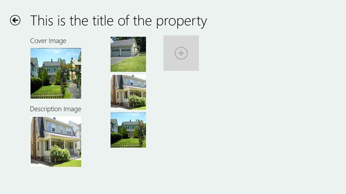 Editing Property Images
