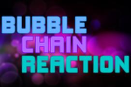 Bubble Chain Reaction