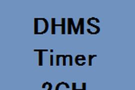 DHMS 2CH Timer