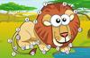 Listen to the lion roar.
