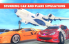 Race Car Transporter Airplane for Windows 8