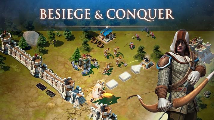 Besiege & Conquer