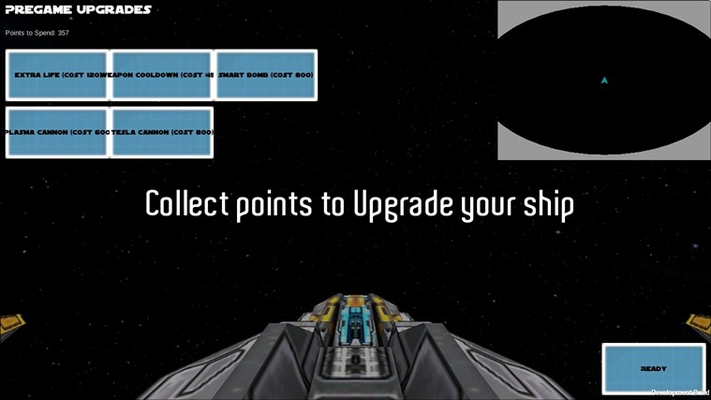 Choose a ship type to suit your style.