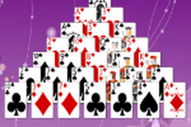 Pyramid Solitaire ~ Free
