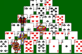 Pyramid Solitaire 8