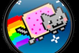 Mega Nyan Cat Lite
