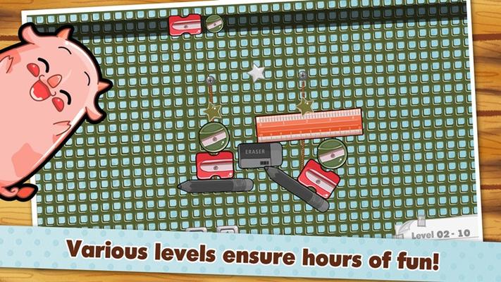 Variuous level ensure hours of fun