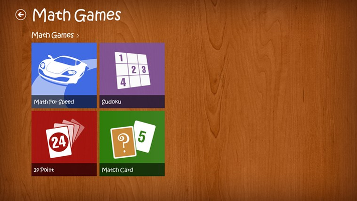 iMath Free for Windows 8