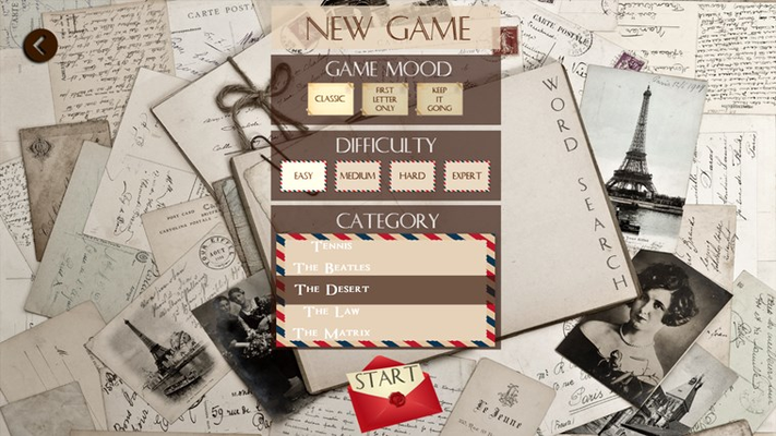 Choose Game Mode