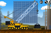Can you build a crane that can pick up 100 tons?