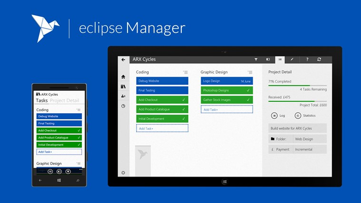 Use Eclipse Manager Across All Windows Devices