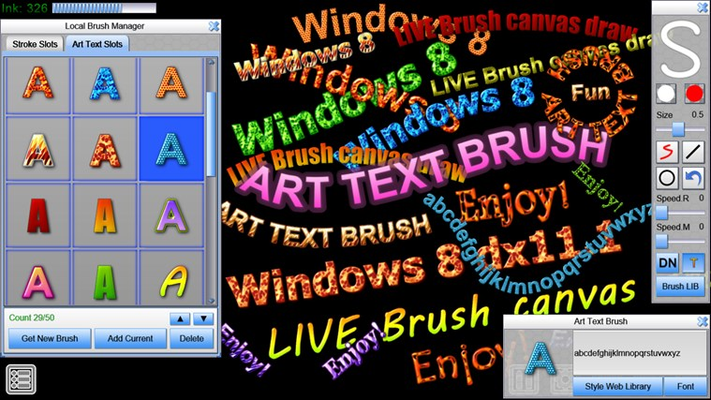 Live Photo Paint for Windows 8