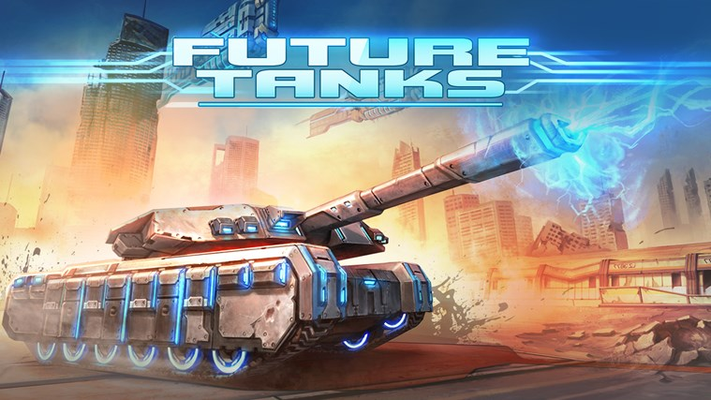 Future Tanks: Armored War Machines Free Online Game for Windows 8