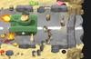 Guzzler Epic End. Can you defeat the military monster?