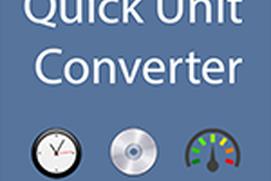 Quick Unit Converter !