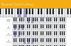 Reverse chord lookup