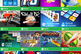 Xbox Live Compatible Games
