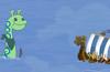 It's gonna get Nessie!