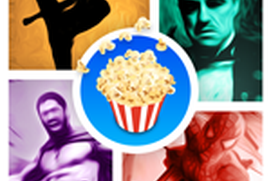 Movie Quiz Game - Guess Movie Posters