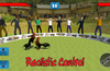 Farm Deadly Rooster Fighting Tiger for Windows 8