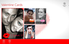 Use the appbar to delete, rename or share the cards you created.