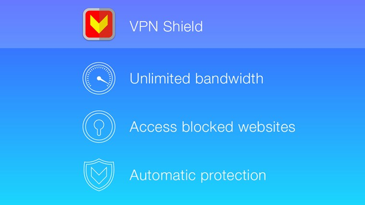 Simple and reliable protection of your Internet connection with VPN technology