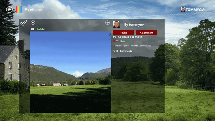 Winstaview for Windows 8