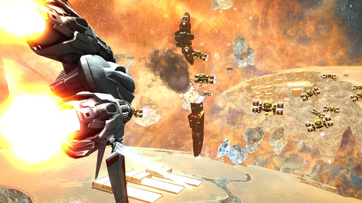 Ice Storm Extreme is a 1080p gaming test for high performance mobile devices.
