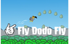 Press and hold to create wind and to fly the Dodo!