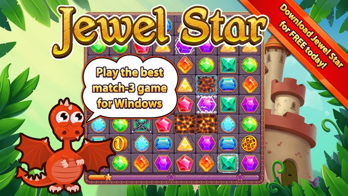 Jewel Star for Windows 8